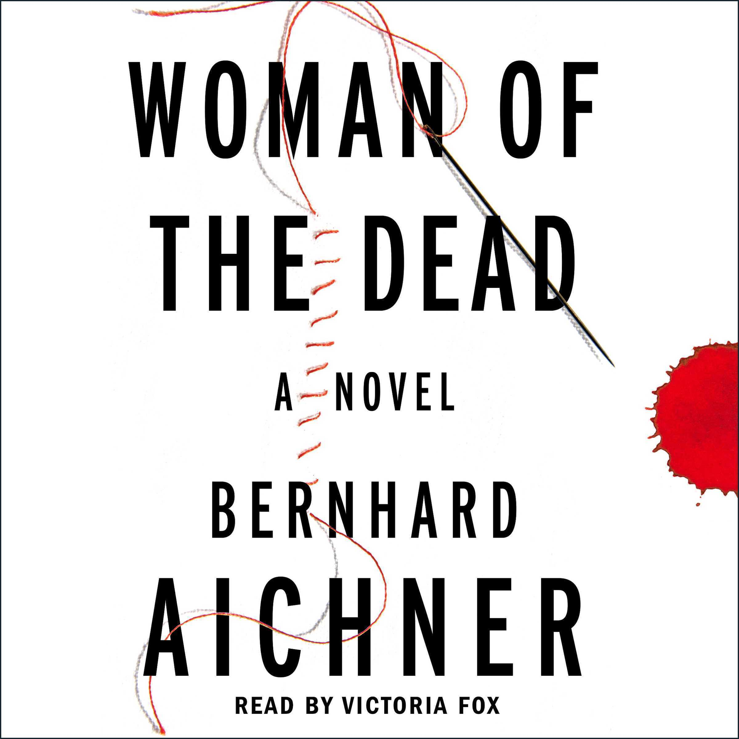 Printable Woman of the Dead: A Novel Audiobook Cover Art