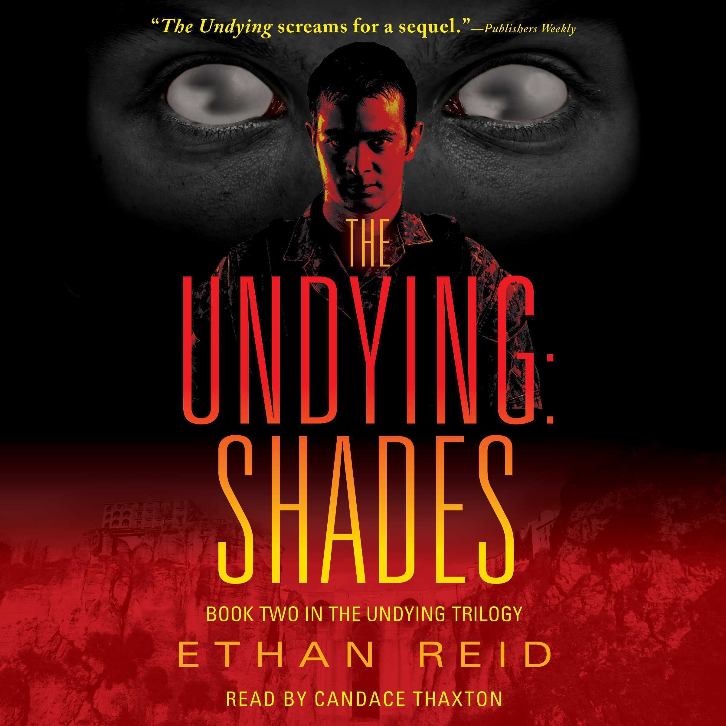 Printable The Undying: Shades: An Apocalyptic Thriller Audiobook Cover Art