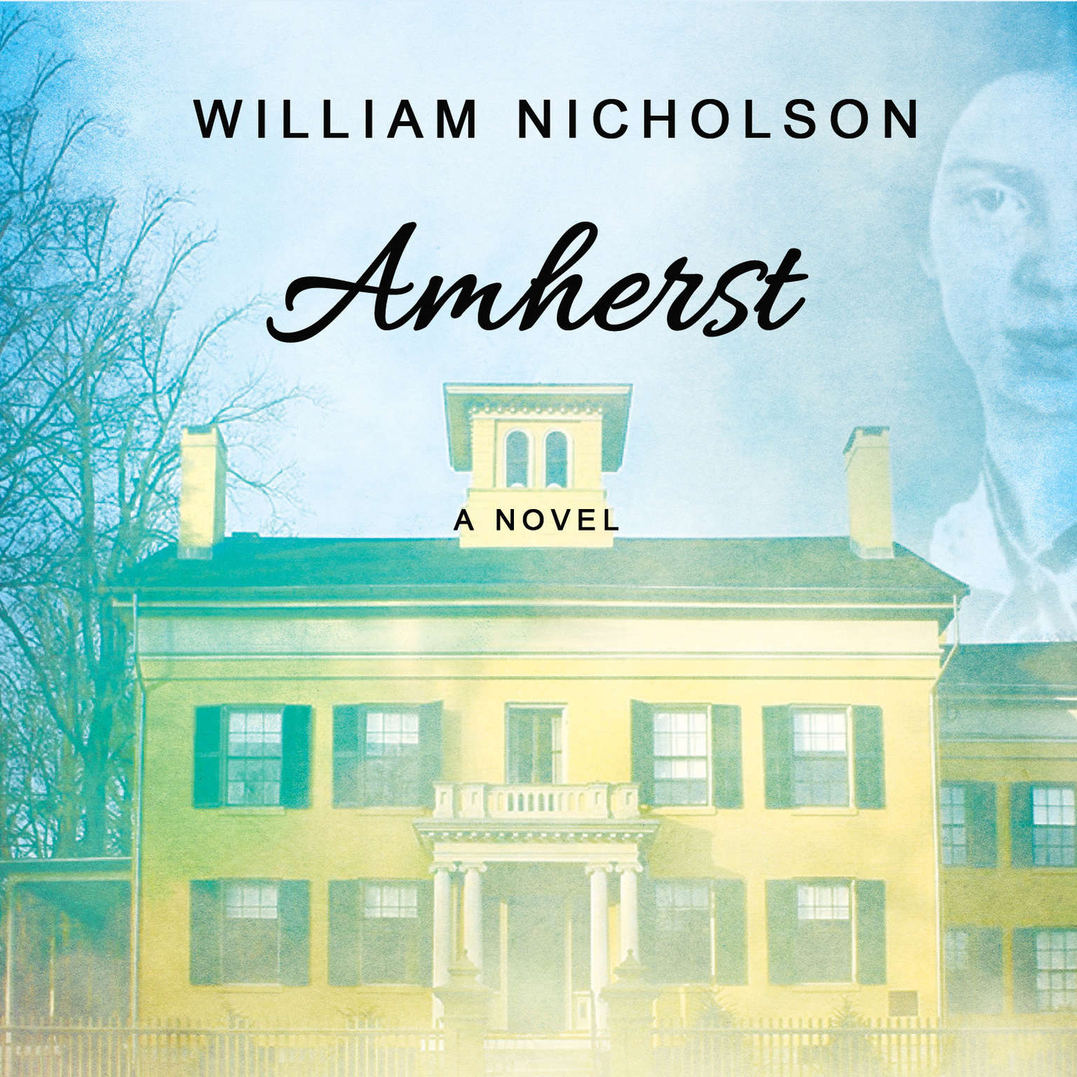 Printable Amherst Audiobook Cover Art