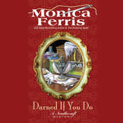 Darned if You Do: A Needlecraft Mystery, by Monica Ferris