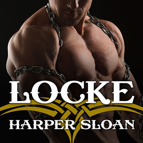 Printable Locke Audiobook Cover Art