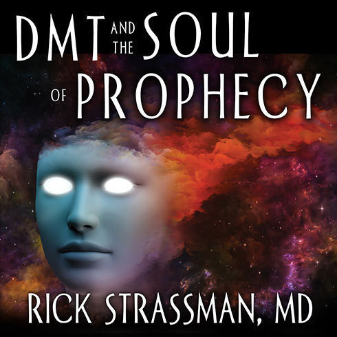 Printable DMT and the Soul of Prophecy: A New Science of Spiritual Revelation in the Hebrew Bible Audiobook Cover Art