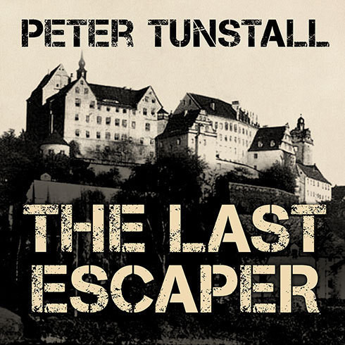 Printable The Last Escaper Audiobook Cover Art