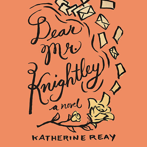 Printable Dear Mr. Knightley Audiobook Cover Art