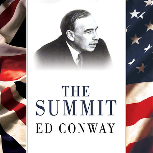 Printable The Summit: Bretton Woods, 1944: J. M. Keynes and the Reshaping of the Global Economy Audiobook Cover Art