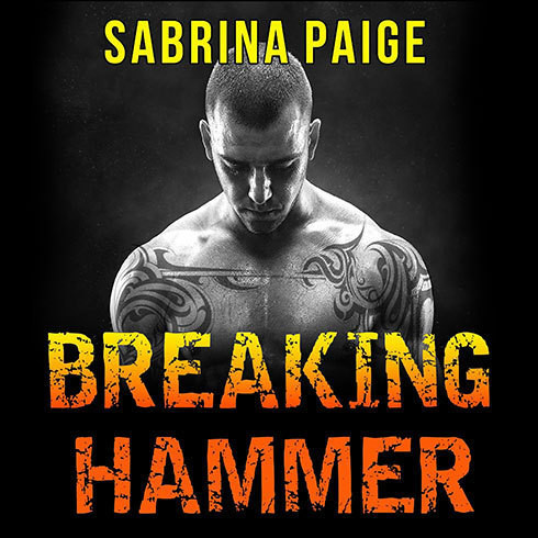 Printable Breaking Hammer Audiobook Cover Art