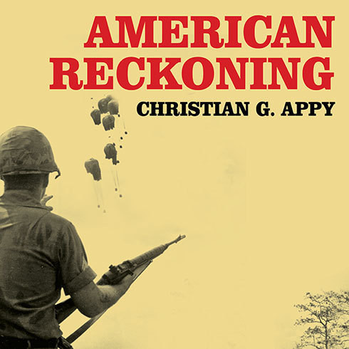 Printable American Reckoning: The Vietnam War and Our National Identity Audiobook Cover Art