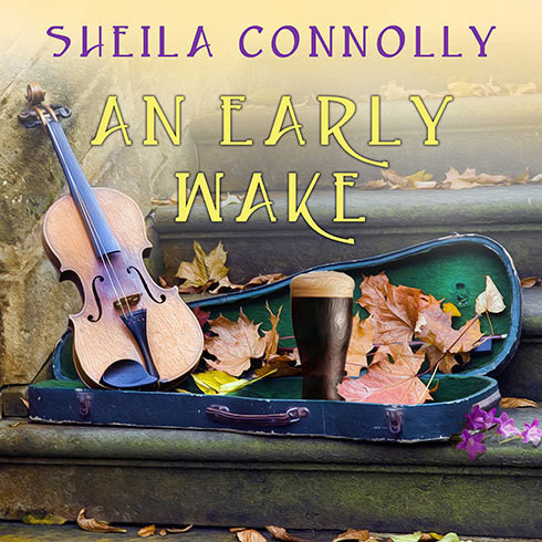 Printable An Early Wake Audiobook Cover Art