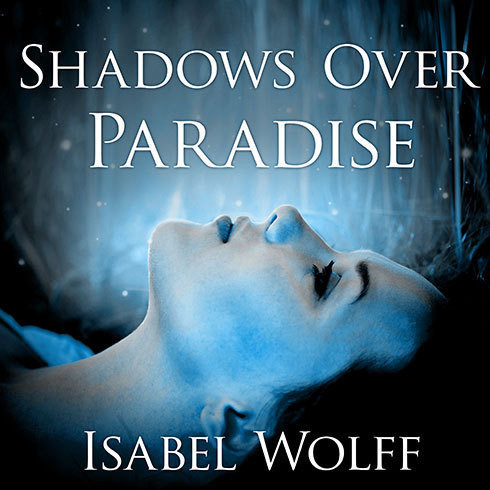 Printable Shadows over Paradise: A Novel Audiobook Cover Art