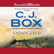 Endangered Audiobook, by C. J. Box