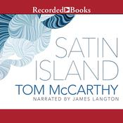 Satin Island, by Tom McCarthy