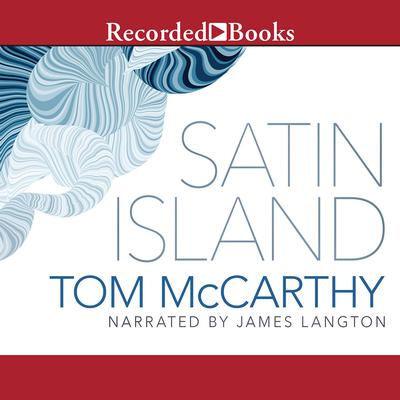 Satin Island Audiobook, by Tom McCarthy