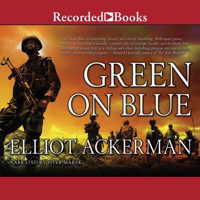 Green on Blue Audiobook, by Elliot Ackerman