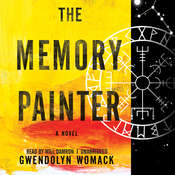 The Memory Painter, by Gwendolyn Womack