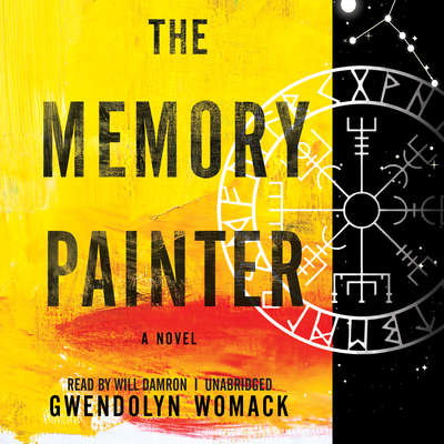 The Memory Painter Audiobook, by Gwendolyn Womack
