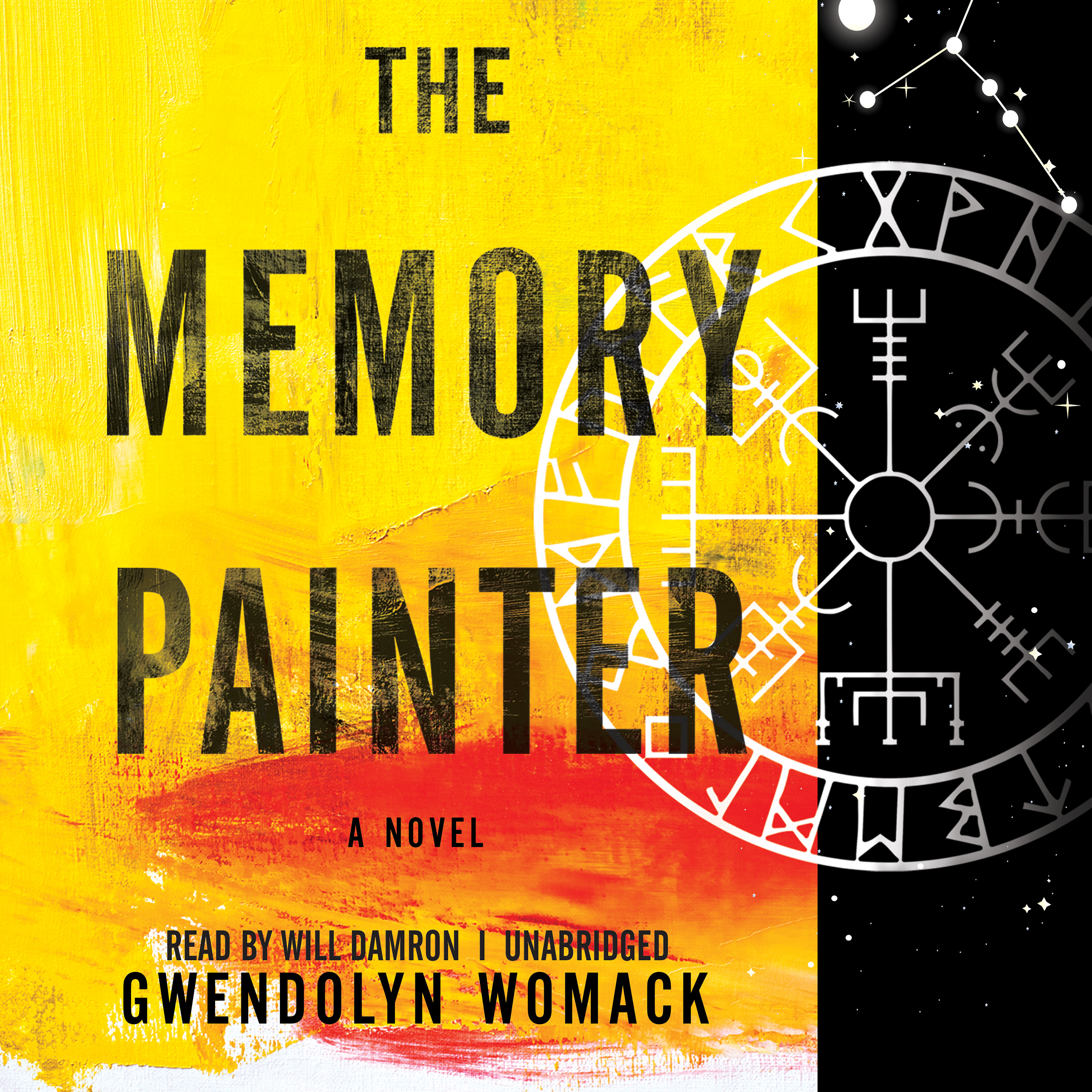 Printable The Memory Painter Audiobook Cover Art