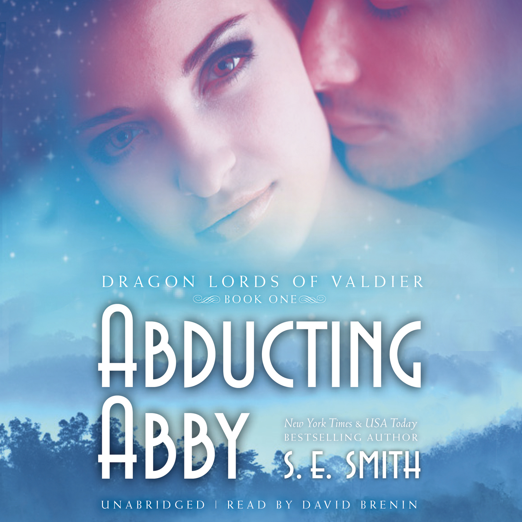 Printable Abducting Abby Audiobook Cover Art