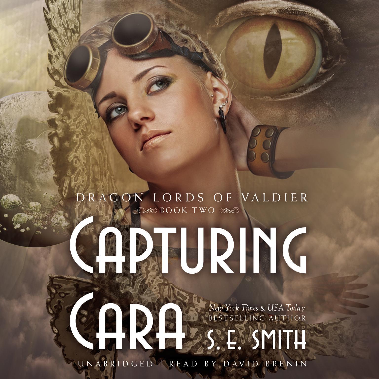 Printable Capturing Cara Audiobook Cover Art