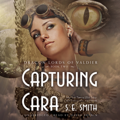Capturing Cara Audiobook, by S.E. Smith