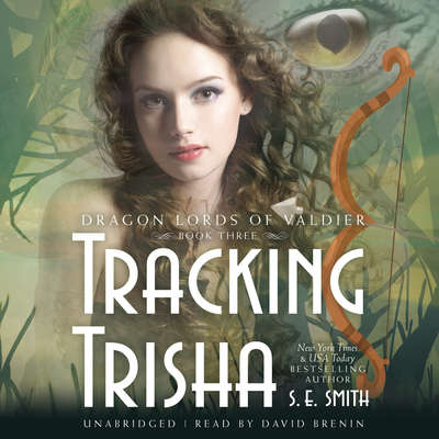 Tracking Trisha Audiobook, by S.E. Smith