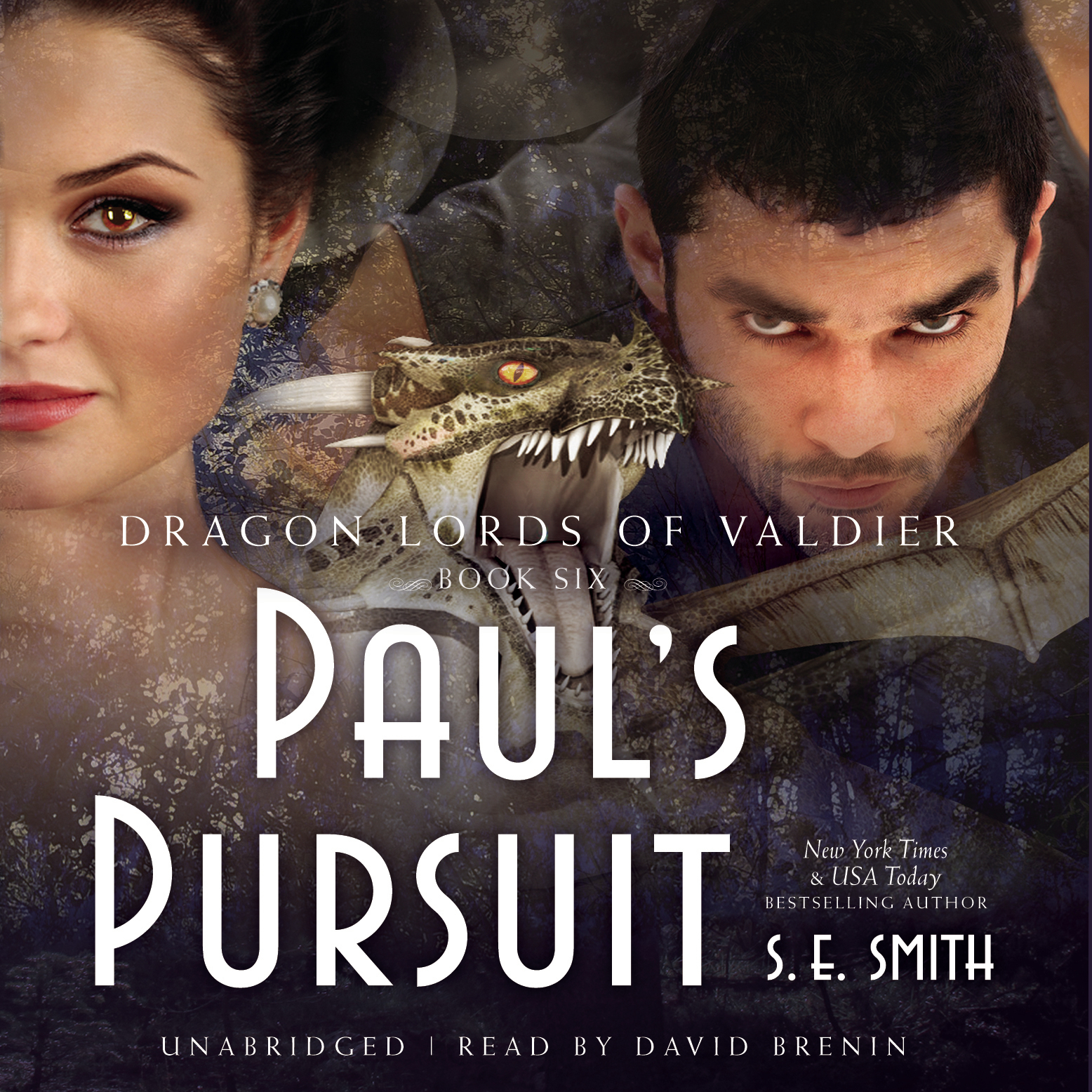Printable Paul's Pursuit Audiobook Cover Art