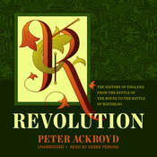 Revolution: History of England Audiobook, by Peter Ackroyd