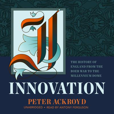 Innovation Audiobook, by Peter Ackroyd