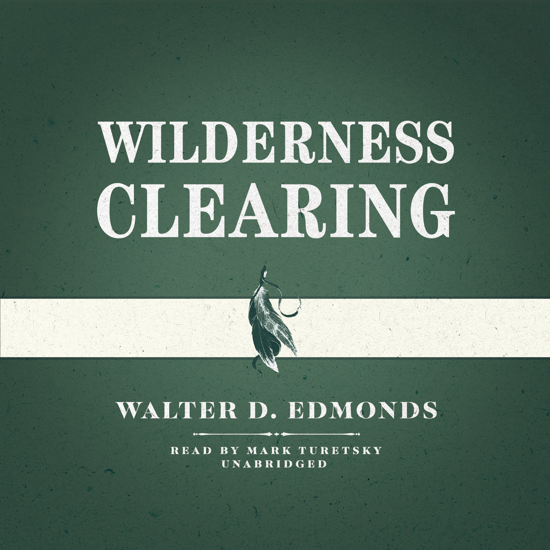 Printable Wilderness Clearing Audiobook Cover Art