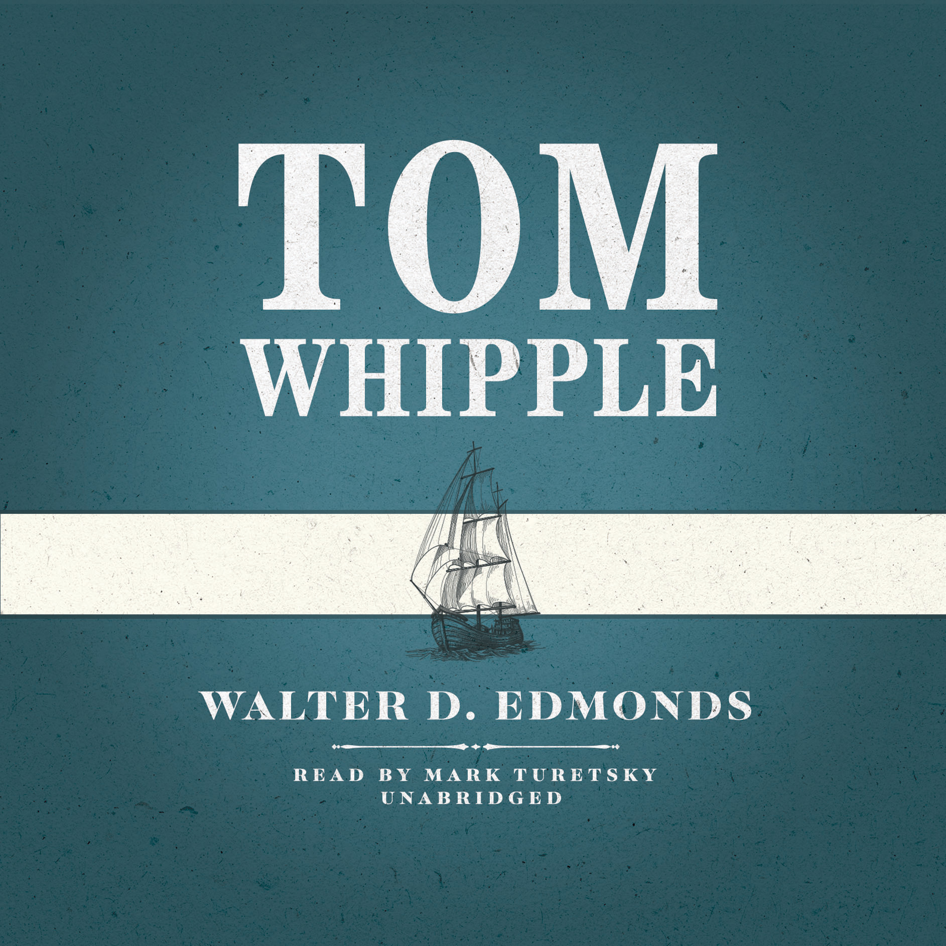 Printable Tom Whipple Audiobook Cover Art