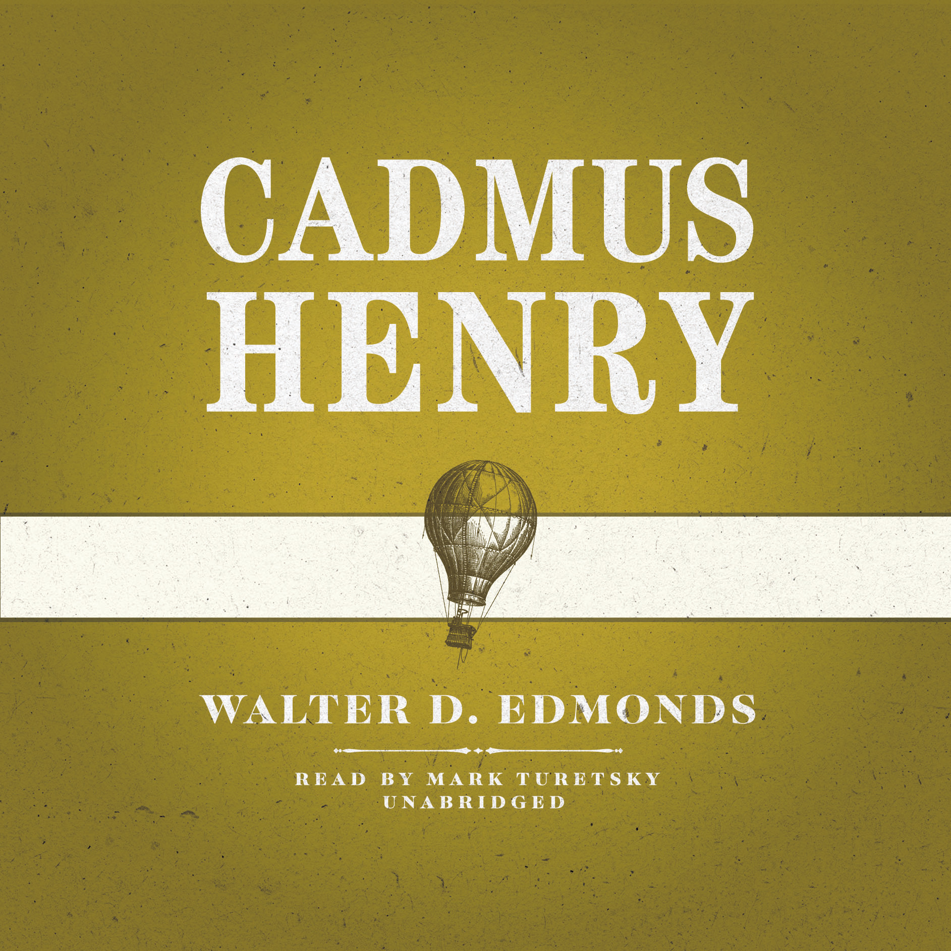 Printable Cadmus Henry Audiobook Cover Art