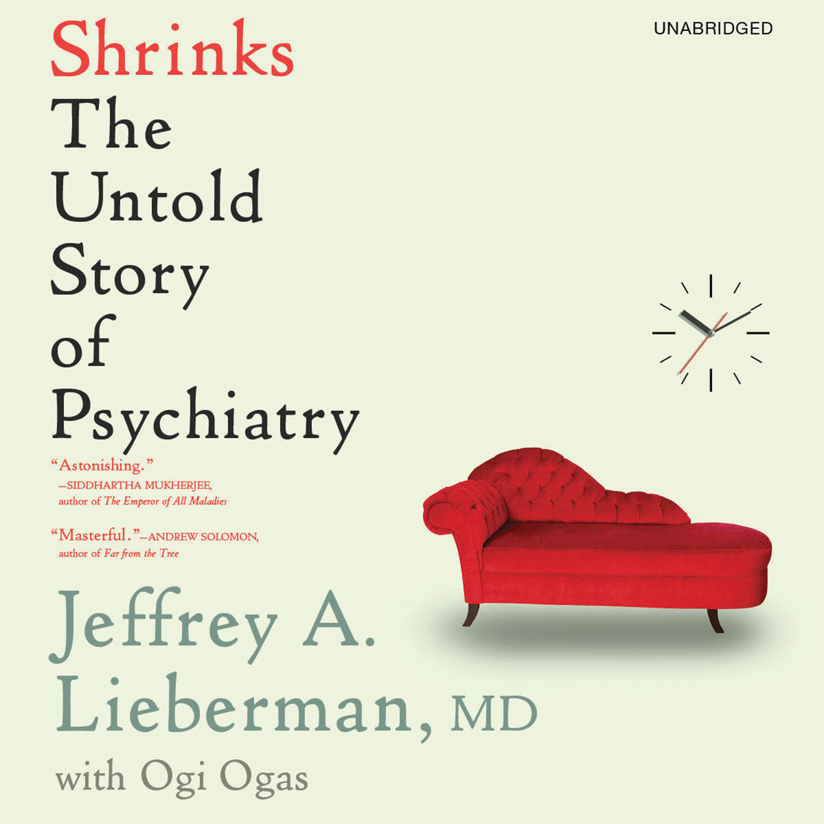 Printable Shrinks: The Untold Story of Psychiatry Audiobook Cover Art