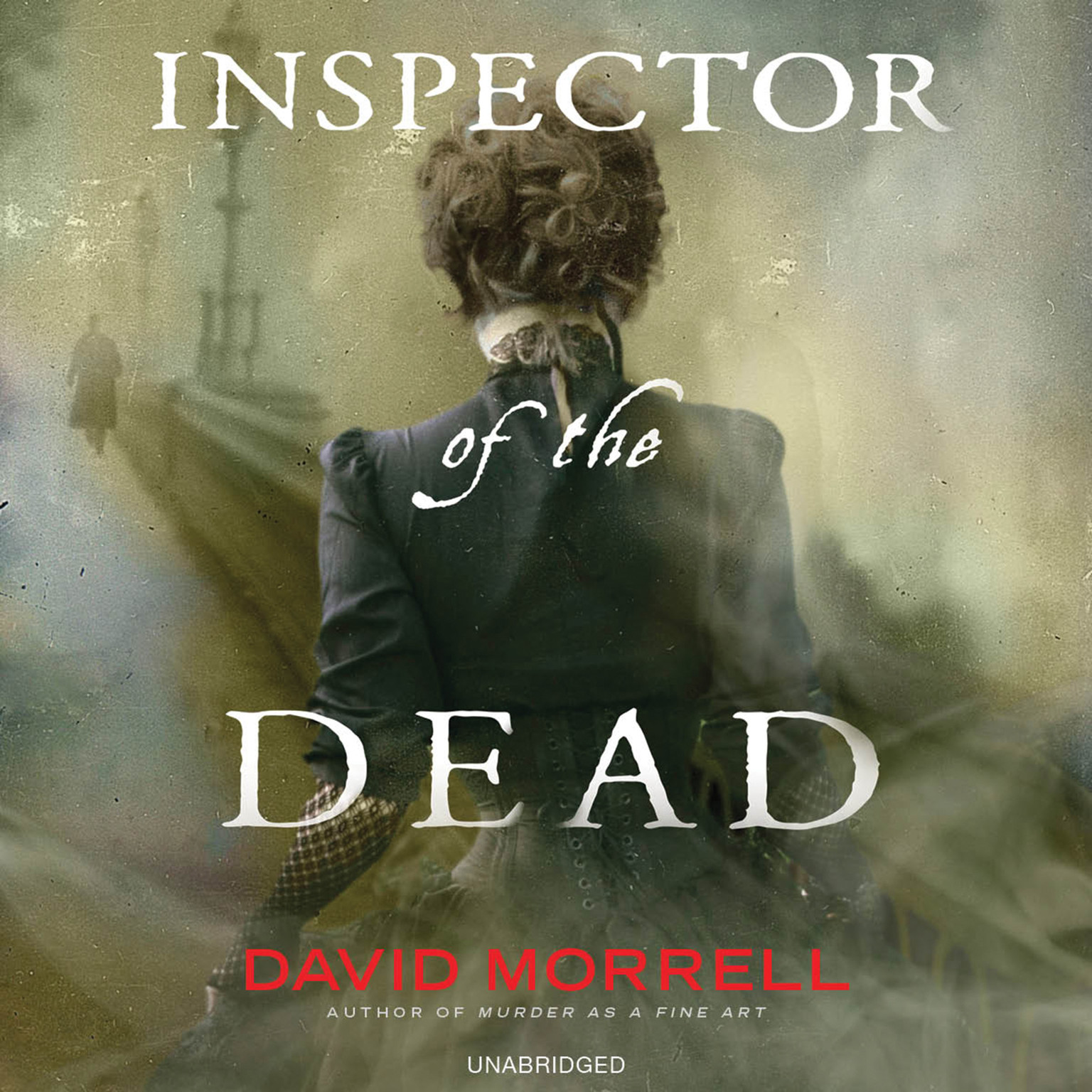 Printable Inspector of the Dead Audiobook Cover Art