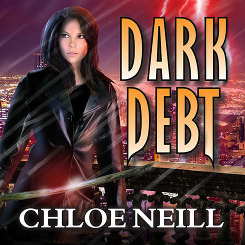 Printable Dark Debt Audiobook Cover Art