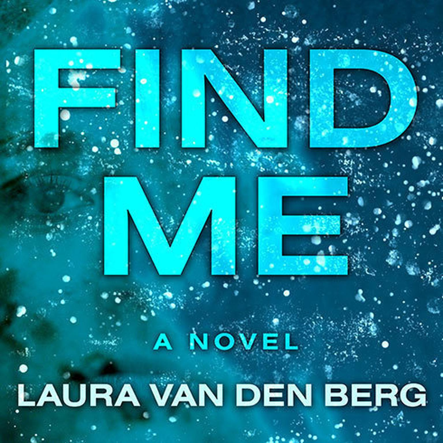 Printable Find Me Audiobook Cover Art