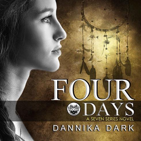 Printable Four Days Audiobook Cover Art