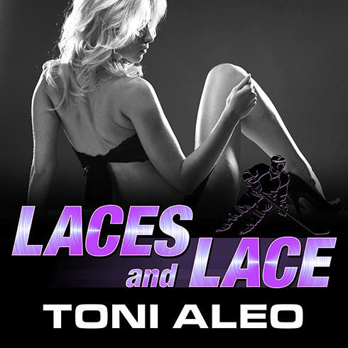 Printable Laces and Lace Audiobook Cover Art