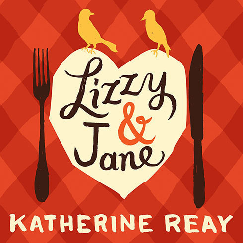 Printable Lizzy & Jane Audiobook Cover Art