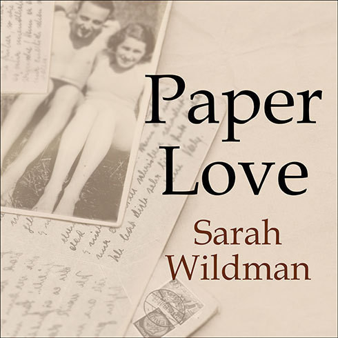 Printable Paper Love: Searching for the Girl My Grandfather Left Behind Audiobook Cover Art