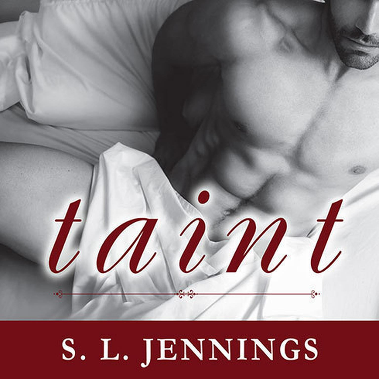 Printable Taint Audiobook Cover Art