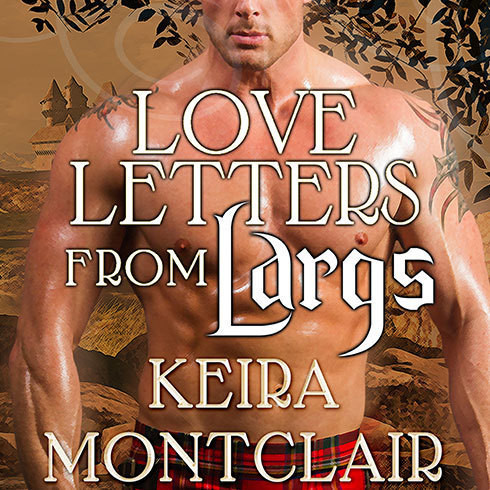 Printable Love Letters from Largs: Brodie and Celestina Audiobook Cover Art