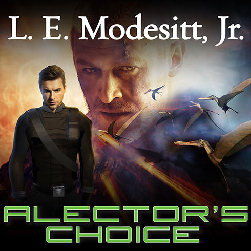 Printable Alector's Choice Audiobook Cover Art