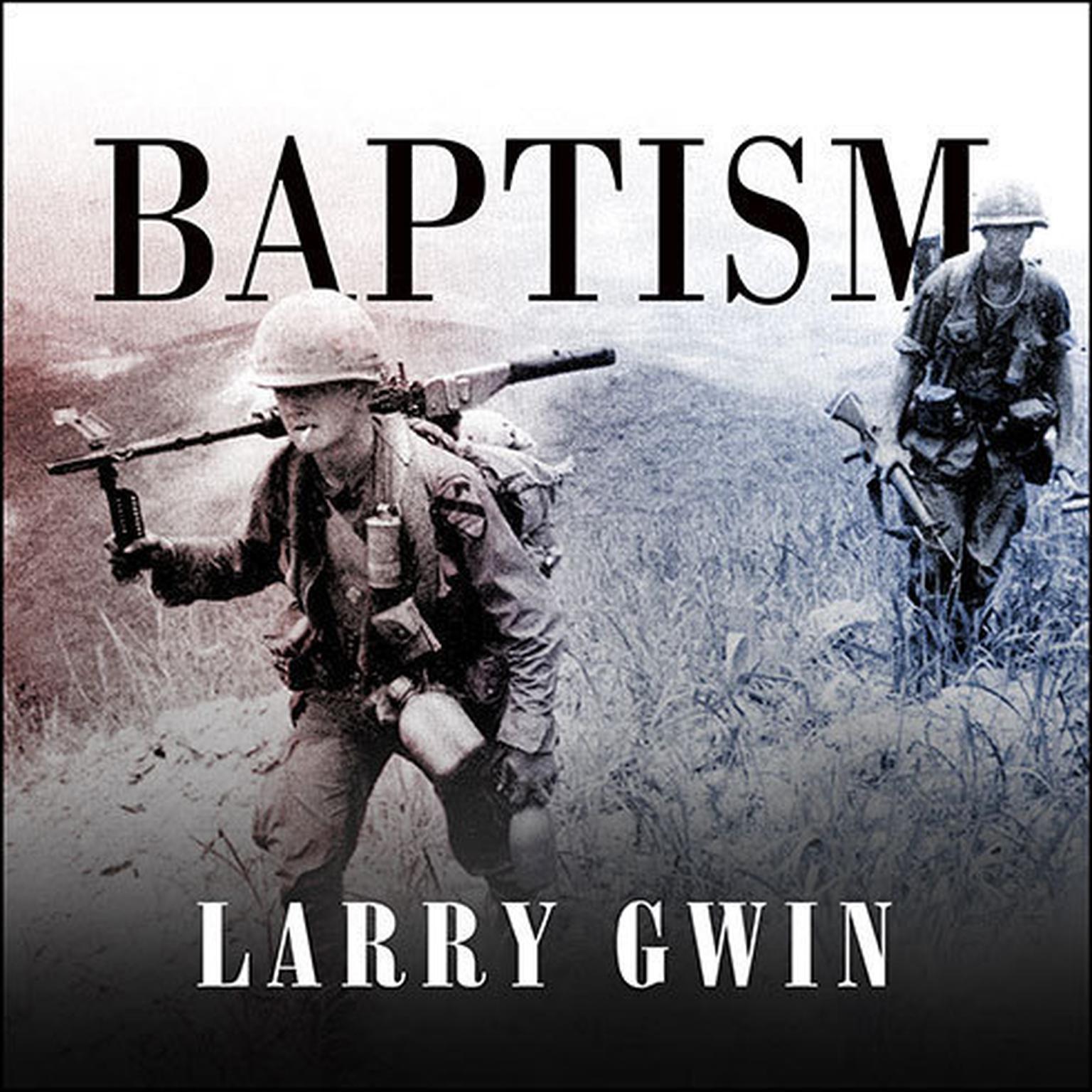 Printable Baptism: A Vietnam Memoir Audiobook Cover Art