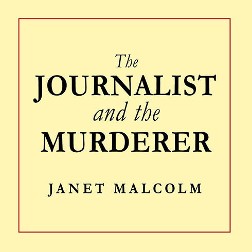 Printable The Journalist and the Murderer Audiobook Cover Art