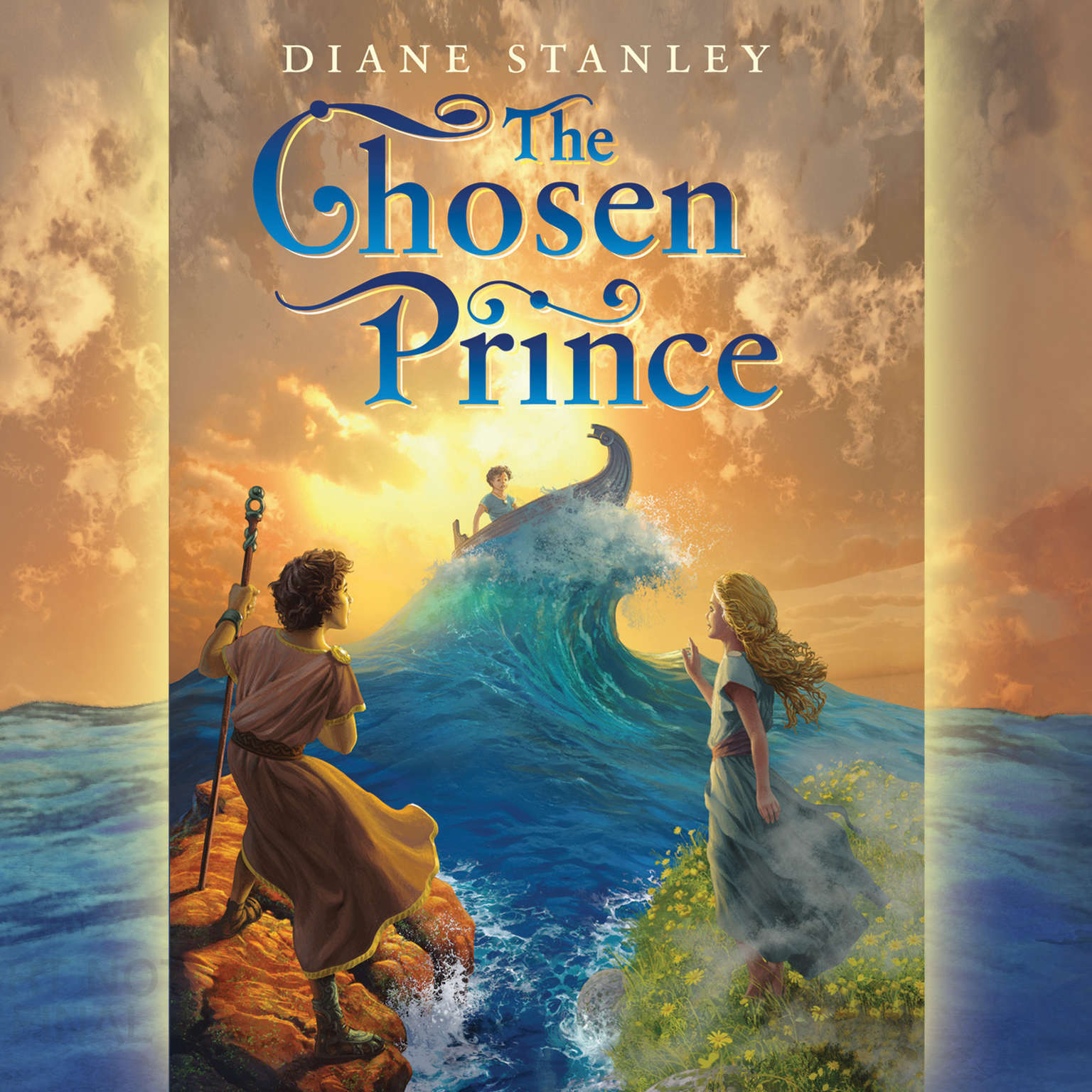 Printable The Chosen Prince Audiobook Cover Art