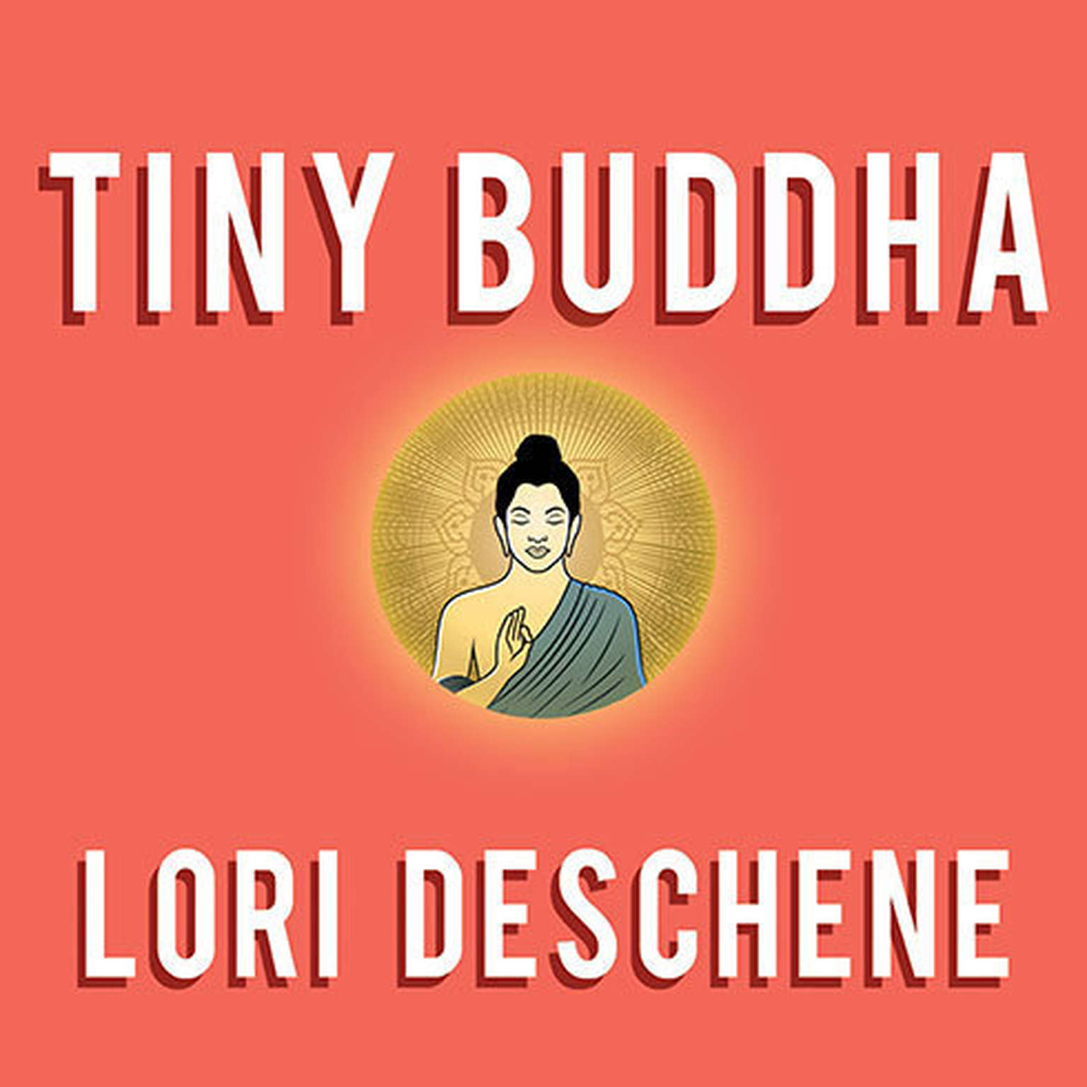 Printable Tiny Buddha, Simple Wisdom for Life's Hard Questions Audiobook Cover Art