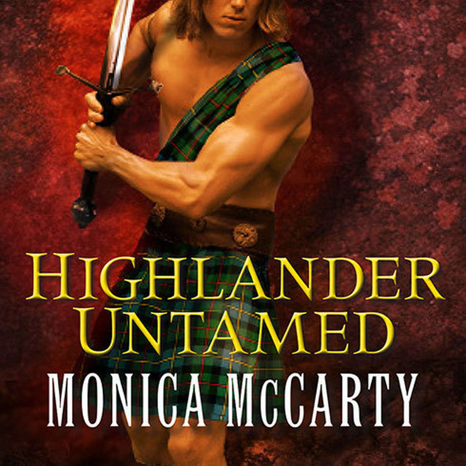 Printable Highlander Untamed: A Novel Audiobook Cover Art