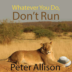 Whatever You Do, Dont Run: True Tales of a Botswana Safari Guide Audiobook, by Peter Allison