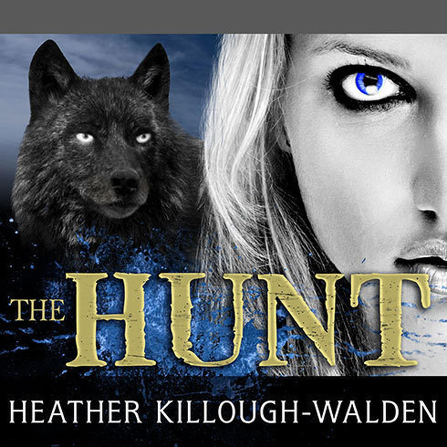 Printable The Hunt Audiobook Cover Art