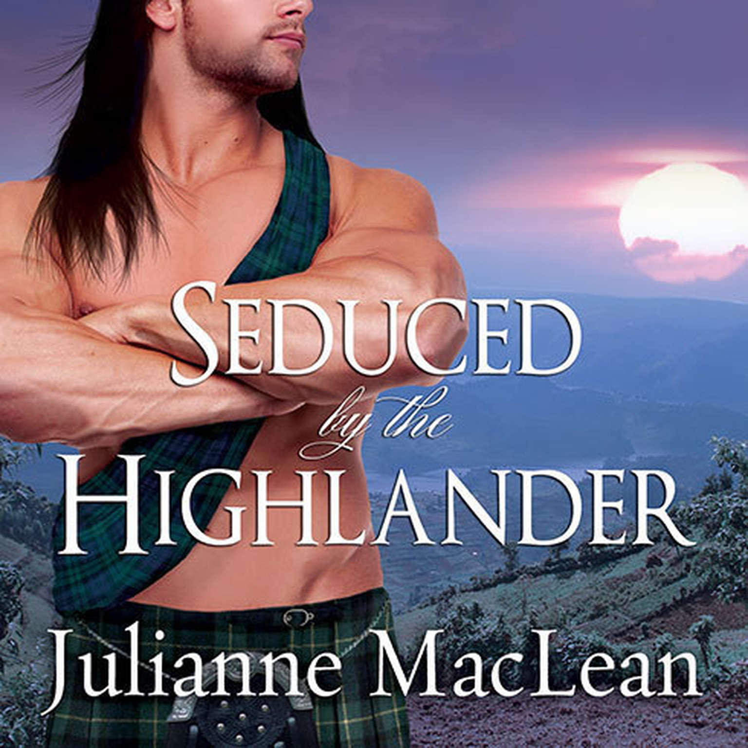 Printable Seduced by the Highlander Audiobook Cover Art