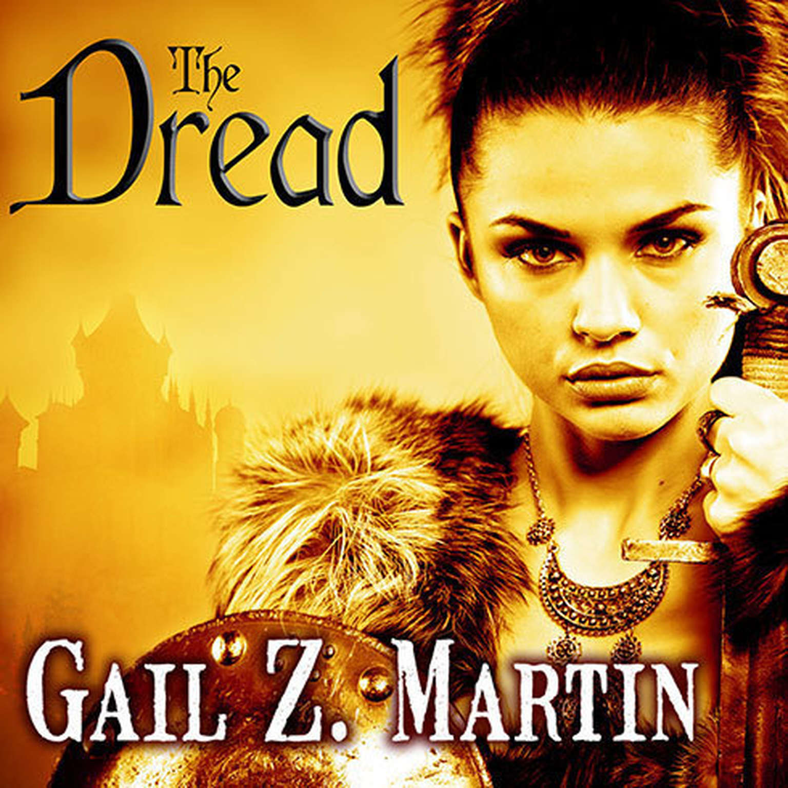 Printable The Dread Audiobook Cover Art